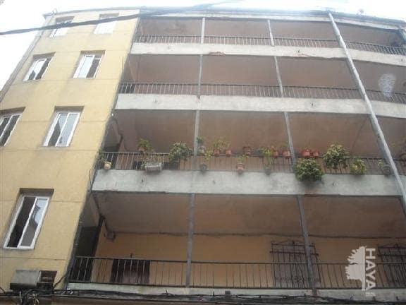 Piso en venta en Santander, Cantabria, Pasaje Cervantes, 51.000 €, 2 habitaciones, 1 baño, 53 m2