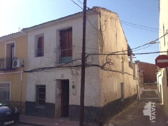 Casa en venta en Ceutí, españa, Calle Don Eloy, 25.000 €, 4 habitaciones, 1 baño, 162 m2