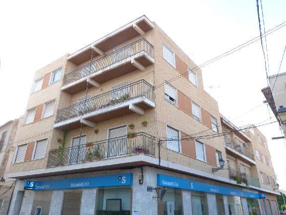Piso en venta en L´asil, Catral, Alicante, Calle Santa Bárbara, 32.650 €, 4 habitaciones, 1 baño, 112 m2