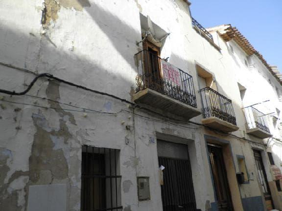 Casa en venta en L´asil, Callosa D`en Sarrià, Alicante, Calle Virgen de los Desamprados, 33.605 €, 7 habitaciones, 1 baño, 140 m2