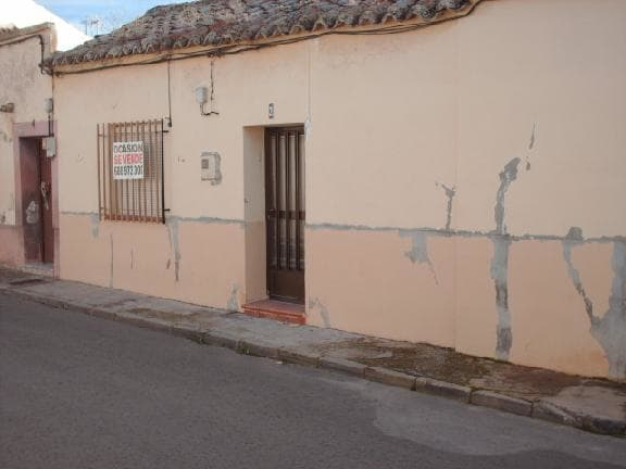 Casa en venta en Torralba de Calatrava, Ciudad Real, Calle León, 10.944 €, 3 habitaciones, 2 baños, 167 m2