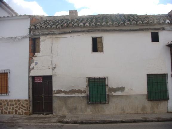 Casa en venta en Almagro, Ciudad Real, Calle Bolaños, 36.075 €, 2 habitaciones, 1 baño, 106 m2