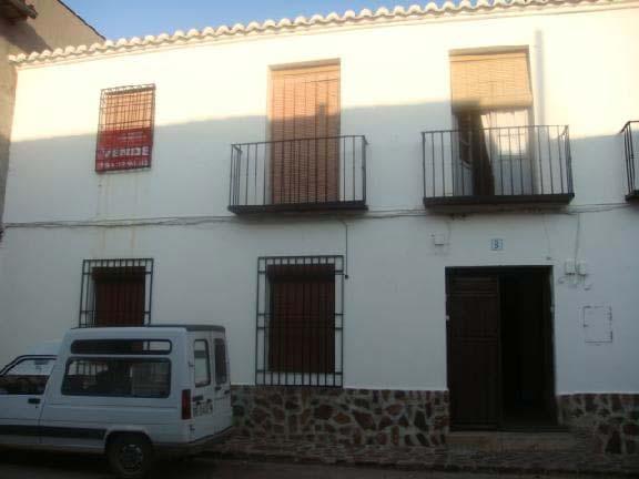 Piso en venta en Almagro, Ciudad Real, Calle Cruz, 74.144 €, 3 habitaciones, 1 baño, 119 m2