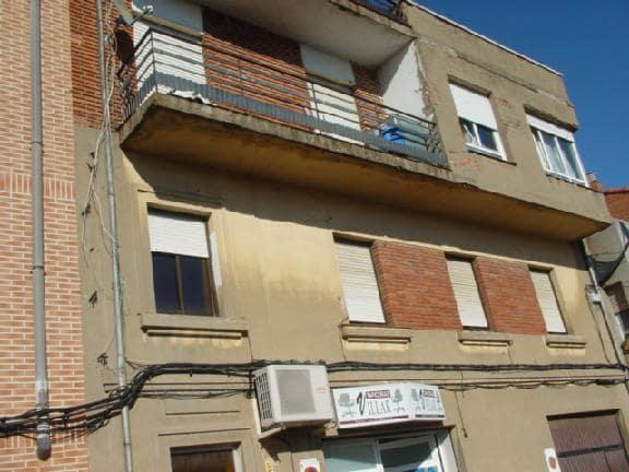 Piso en venta en Trobajo del Camino, San Andrés del Rabanedo, León, Calle Fuente, 38.438 €, 3 habitaciones, 1 baño, 98 m2