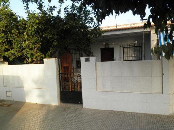 Casa en venta en Colonia Julio Ruiz de Alda, San Javier, Murcia, Calle Islas Cíes, 50.375 €, 3 habitaciones, 1 baño, 52 m2