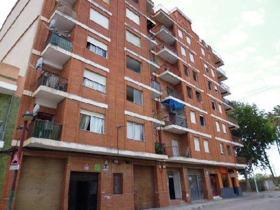 Piso en venta en Raval, Algemesí, Valencia, Calle Raval de San Roc, 35.790 €, 3 habitaciones, 1 baño, 114 m2