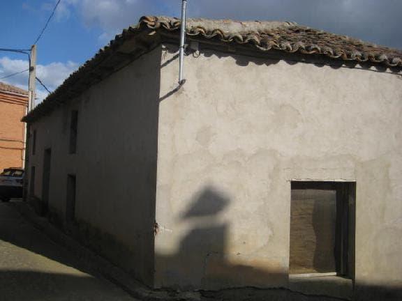 Casa en venta en Valdunquillo, Valladolid, Calle Daoiz, 14.522 €, 4 habitaciones, 1 baño, 300 m2