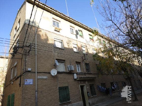 Piso en venta en Movera, Zaragoza, Zaragoza, Calle Grupo Andrea Casamayor I, 30.760 €, 2 habitaciones, 1 baño, 50 m2