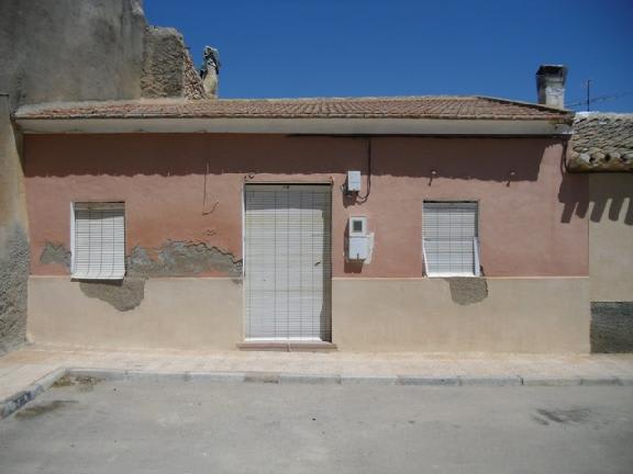 Casa en venta en Los Cánovas, Fuente Álamo de Murcia, Murcia, Calle Lima, 43.537 €, 2 habitaciones, 1 baño, 95 m2