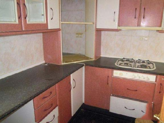 Piso en venta en Piso en Albacete, Albacete, 112.382 €, 4 habitaciones, 1 baño, 114 m2
