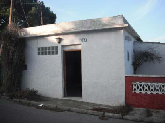 Casa en venta en Poblenou, Pineda de Mar, Barcelona, Calle Malgrat, 38.645 €, 1 habitación, 1 baño, 42 m2