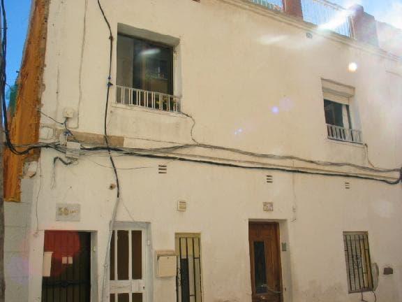 Piso en venta en Torre de L´onclet, Vilanova I la Geltrú, Barcelona, Calle Fuensanta, 51.304 €, 3 habitaciones, 1 baño, 81 m2