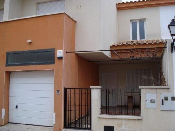 Casa en venta en Argamasilla de Alba, Ciudad Real, Calle Gran Prior, 57.254 €, 3 habitaciones, 2 baños, 122 m2
