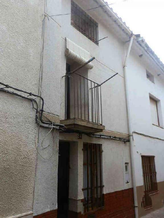 Casa en venta en Casa en la Salzadella, Castellón, 26.300 €, 2 habitaciones, 1 baño, 80 m2