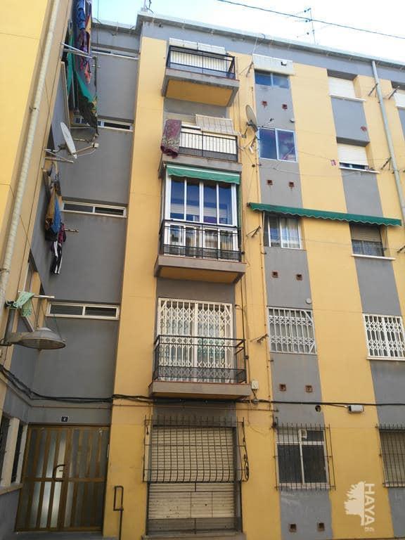 Piso en venta en Los Ángeles, Alicante/alacant, Alicante, Pasaje Formacion Profesional, 15.150 €, 3 habitaciones, 1 baño, 60 m2