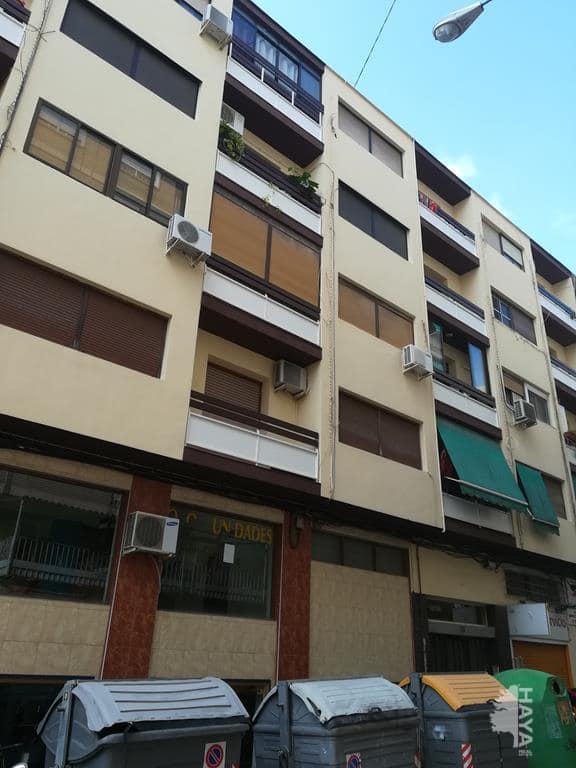 Piso en venta en Alicante/alacant, Alicante, Calle Francisco Carratala Cernuda, 84.810 €, 3 habitaciones, 1 baño, 89 m2