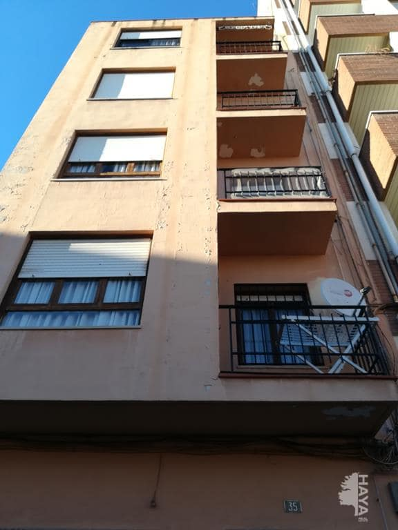 Piso en venta en Grupo Pío Xii, Almazora/almassora, Castellón, Calle la Almas, 63.256 €, 4 habitaciones, 1 baño, 95 m2