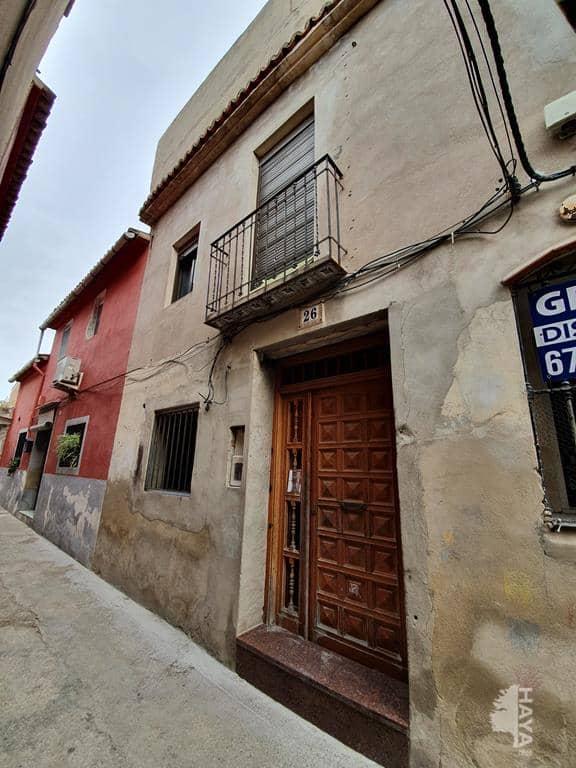 Casa en venta en Cogullada, Carcaixent, Valencia, Calle San Lluis, 54.000 €, 1 baño, 116 m2
