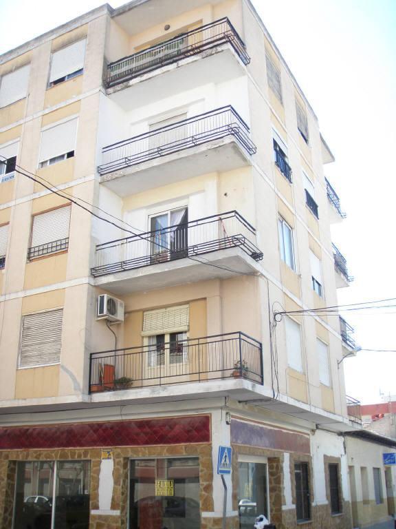 Piso en venta en Centro, Almoradí, Alicante, Calle Miguel Hernandez, 31.500 €, 3 habitaciones, 1 baño, 94 m2