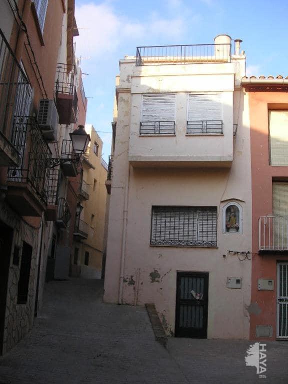 Casa en venta en Ribesalbes, Ribesalbes, Castellón, Calle San Jaime, 16.700 €, 3 habitaciones, 1 baño, 93 m2