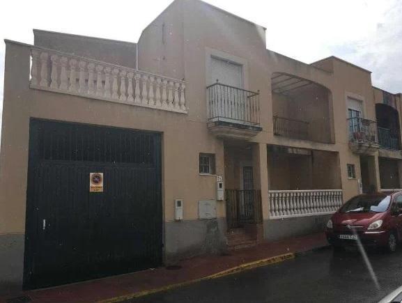 Casa en venta en Rioja, Almería, Calle Azahar, 101.600 €, 4 habitaciones, 2 baños, 190 m2
