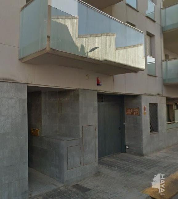 Parking en venta en Burriana, Castellón, Calle Vint - I - Cinc D` Abril, 7.100 €, 25 m2