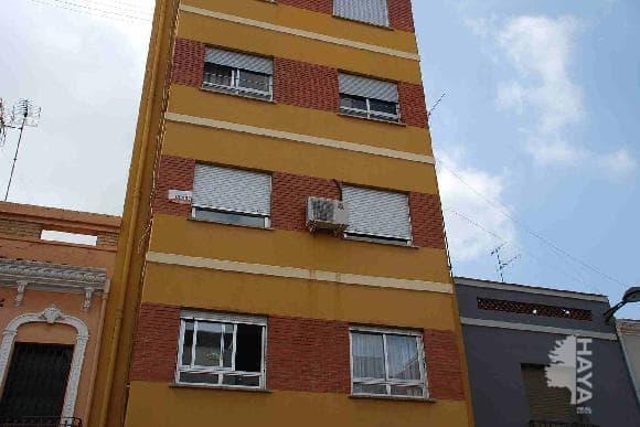 Piso en venta en Vila-real, Castellón, Calle Creus Velles, 45.000 €, 3 habitaciones, 1 baño, 80 m2