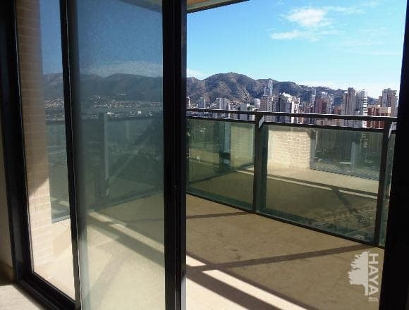 Piso en venta en Piso en Benidorm, Alicante, 112.800 €, 1 habitación, 1 baño, 57 m2