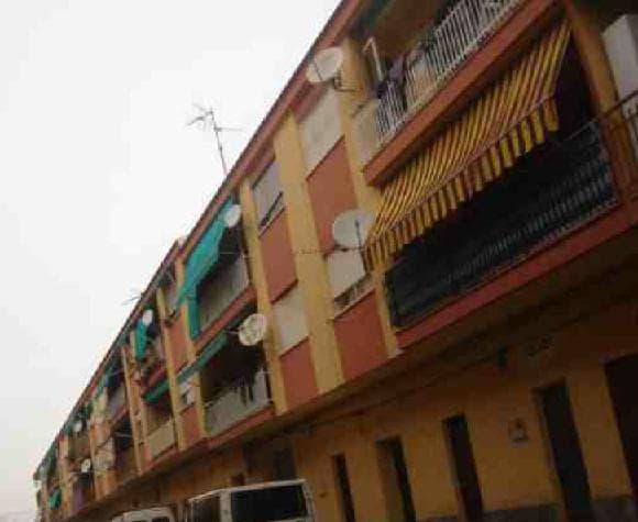 Piso en venta en Pozo Aledo, San Javier, Murcia, Calle Burgos, 114.400 €, 4 habitaciones, 1 baño, 107 m2