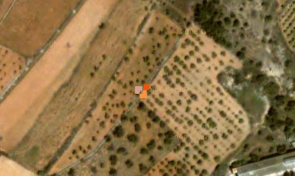 Suelo en venta en Capicorb, Alcalà de Xivert, Castellón, Lugar Canaret, 181.000 €, 234 m2