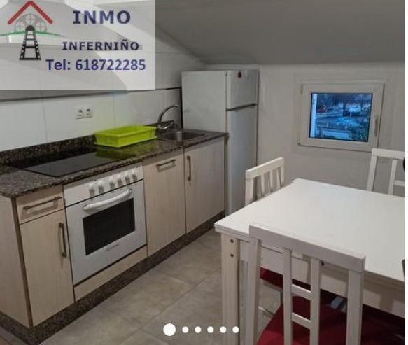 Piso en alquiler en Ferrol, A Coruña, Calle Muiño Do Vento, 300 €, 1 habitación, 1 baño, 65 m2