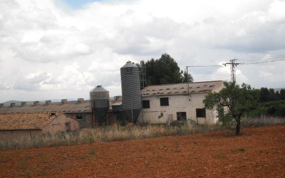 Industrial en venta en Talayuelas, Cuenca, Lugar Loma Cementerio, 119.000 €, 1672 m2