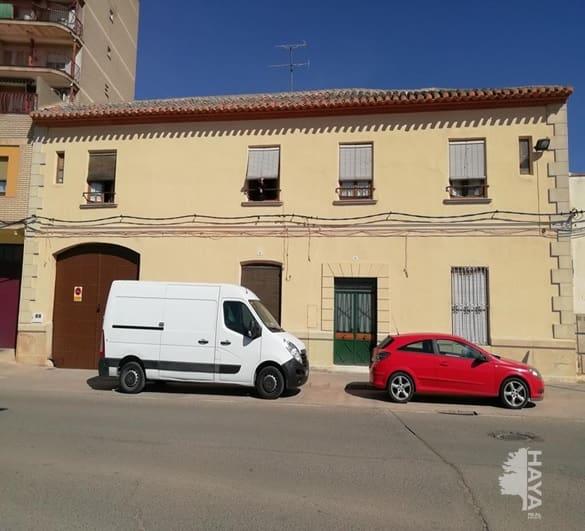 Casa en venta en Villarrobledo, Villarrobledo, Albacete, Calle Nueva, 80.100 €, 4 habitaciones, 1 baño, 207 m2