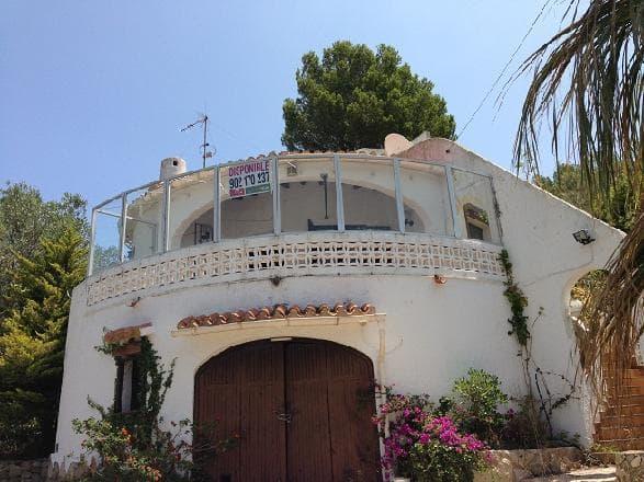 Casa en venta en Orbeta, Orba, Alicante, Calle Seguili, 171.000 €, 3 habitaciones, 2 baños, 160 m2