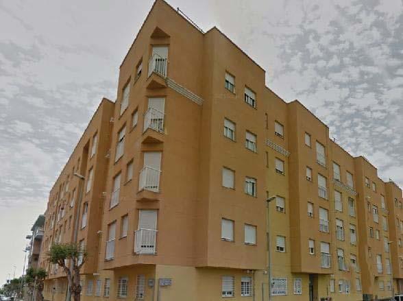 Piso en venta en Almazora/almassora, Castellón, Calle Virgen de Gracia, 63.600 €, 2 habitaciones, 1 baño, 55 m2