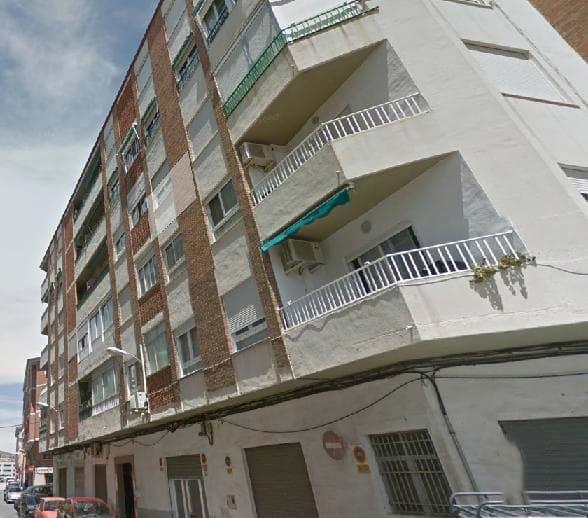 Piso en venta en Petrer, Alicante, Calle Elx, 76.100 €, 4 habitaciones, 2 baños, 122 m2