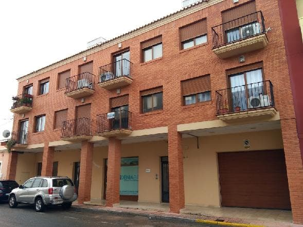 Piso en venta en Beniarbeig, Alicante, Avenida de Denia, 85.315 €, 3 habitaciones, 2 baños, 113 m2