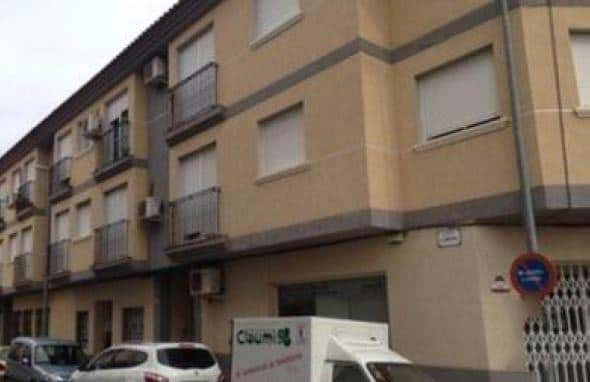 Piso en venta en Ceutí, Murcia, Calle Córdoba, 77.400 €, 3 habitaciones, 2 baños, 136 m2
