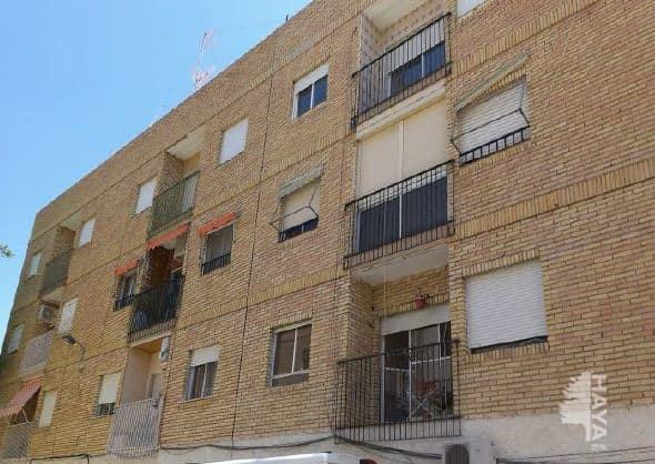 Piso en venta en Archena, Murcia, Calle Rio Jalón, 40.000 €, 3 habitaciones, 1 baño, 80 m2