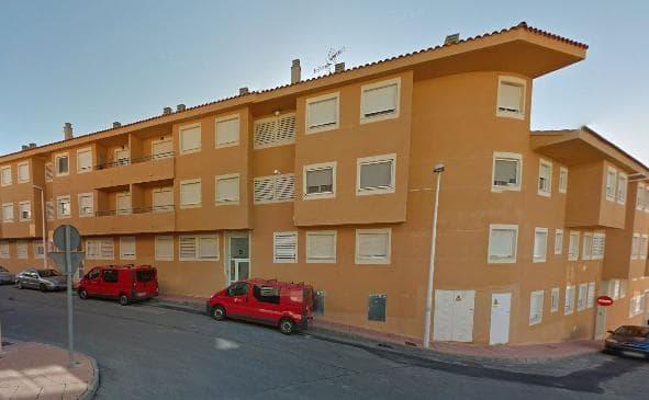 Piso en venta en Onil, Alicante, Calle Vicente Blasco Ibañez, 52.100 €, 3 habitaciones, 2 baños, 97 m2