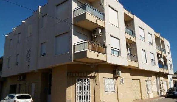 Piso en venta en San Fulgencio, Alicante, Calle Jorge Juan, 72.300 €, 3 habitaciones, 2 baños, 999 m2