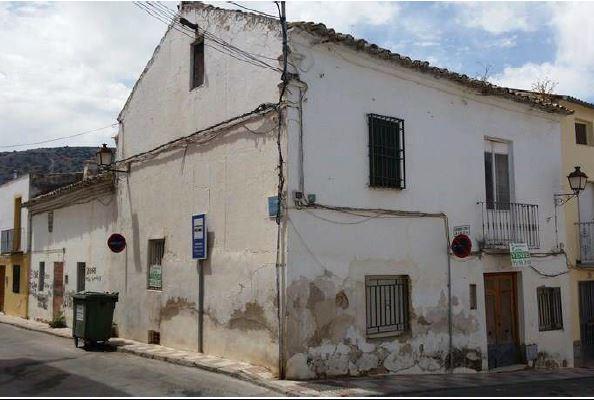 Piso en venta en Mancha Real, Jaén, Calle Maestra, 21.500 €, 3 habitaciones, 1 baño, 190 m2