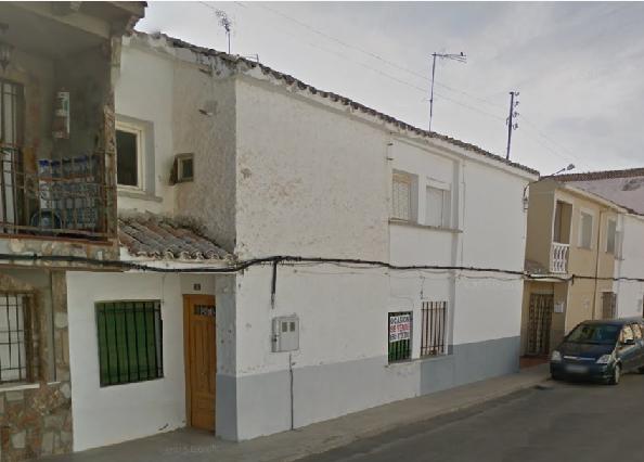 Casa en venta en Horcajo de Santiago, Cuenca, Calle María Teresa de Silva, 36.480 €, 4 habitaciones, 2 baños, 160 m2
