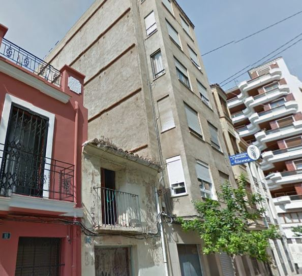 Piso en venta en Castellón de la Plana/castelló de la Plana, Castellón, Calle Terol, 26.900 €, 3 habitaciones, 1 baño, 50 m2