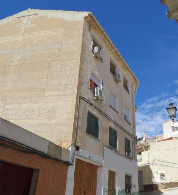 Piso en venta en Hellín, Albacete, Calle Hoz, 40.000 €, 3 habitaciones, 1 baño, 74 m2