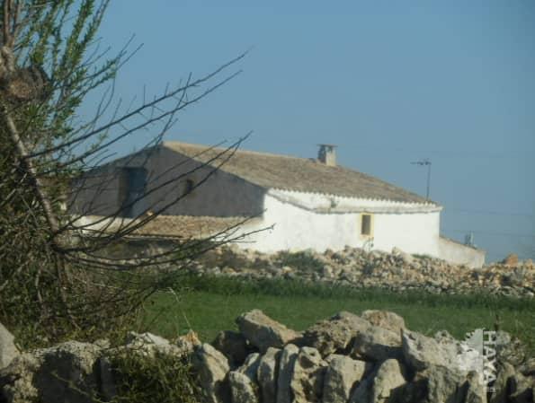 Casa en venta en Ses Cases Noves, Llubí, Baleares, Lugar Finca Es Rafal Par, 340.713 €, 3 habitaciones, 1 baño, 423 m2