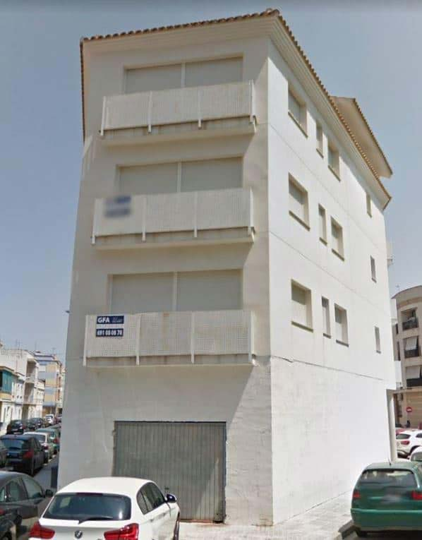 Local en venta en Gandia, Valencia, Calle Falconera, 57.500 €, 80 m2