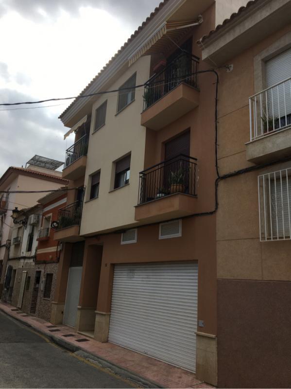 Piso en venta en Ramblillas de Abajo, Alhama de Murcia, Murcia, Calle Salitres, 48.500 €, 2 habitaciones, 2 baños, 73 m2