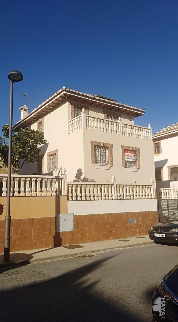 Casa en venta en Huétor Vega, Granada, Calle Noruega, 249.000 €, 4 habitaciones, 3 baños, 208 m2