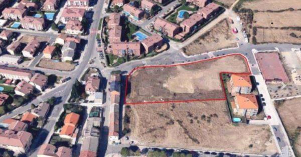 Suelo en venta en San Cristóbal de Segovia, San Cristóbal de Segovia, Segovia, Calle Espirdo-san Cristobal, 261.000 €, 15 m2